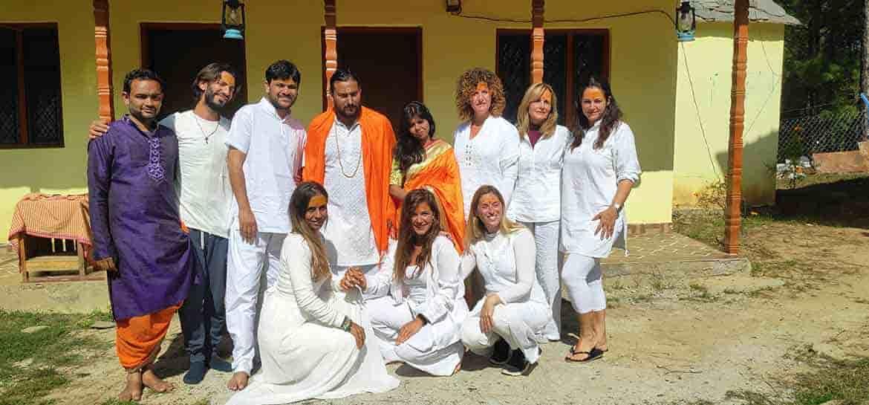 Meditation Teacher Training in Rishikesh - Real Happiness®